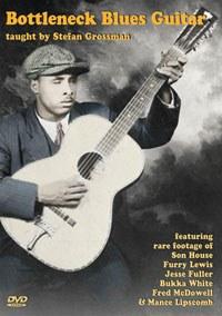 Bottleneck Blues Guitar 2-DVD
