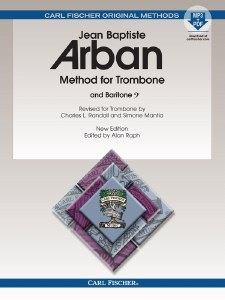 Arban Method Trombone Spiral