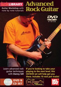 Advanced Rock Guitar