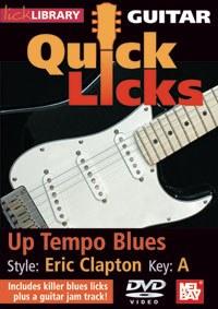 Gtr Quick Licks - Eric Clapton