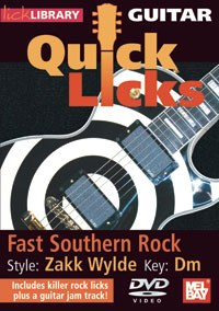 Fast Southern Rock - Quick Lic