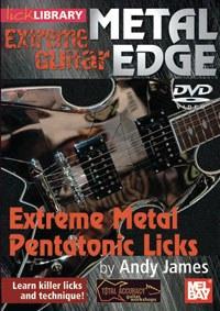 Extreme Metal Pentatonic Licks