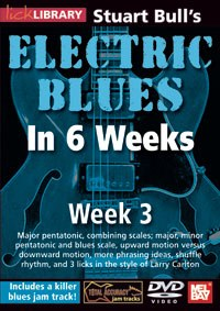 Bull's Electric Blues: Week 3