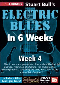 Bull's Electric Blues: Week 4