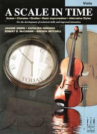 A Scale In Time - Viola
