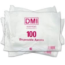 DMI Disposable Aprons (White)