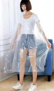DMI Disposable Client Protection capes (50)
