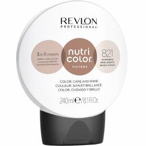 Revlon Nutri Colour Creme 821 Silver Beige 240ml