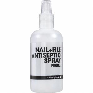 Salon System Profile Nail+File Antiseptic Spray 250ml