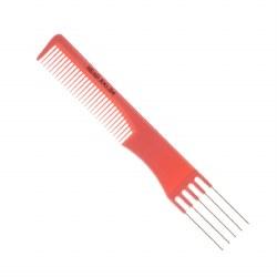 Head Jog 204 Pink Metal Pin Combs