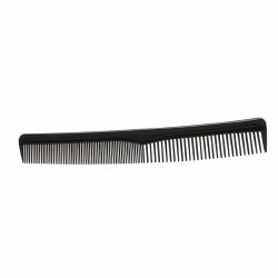 Extra Long Cutting Comb Black