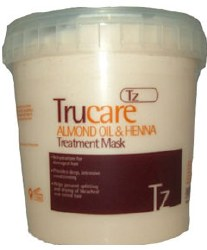 TruCare Almond Oil & Henna Treatment Mask 1L