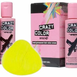 Crazy Color Canary Yellow Box of 4