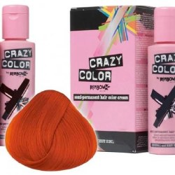 Crazy Color Orange Box of 4