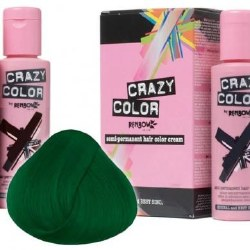 Crazy Color Pine Green Box of 4