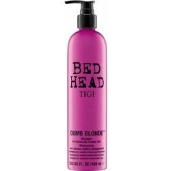 TiGi Bed Head Dumb Blond Shampoo 400ml