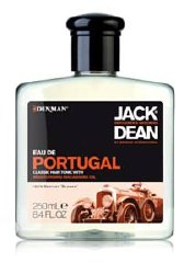 Jack Dean Eau de Portugal 250ml