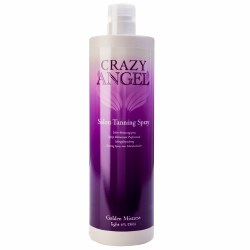 Crazy Angel Salon Tanning Lotion Golden Mistress 1L