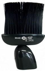 Head Jog 197 Nouveau Neck Brush Black