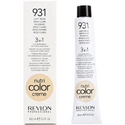 Revlon Nutri Color Creme 931 Light Beige 100ml