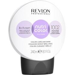 Revlon Nutri Colour Creme 1002 Pale Platinum 240ml