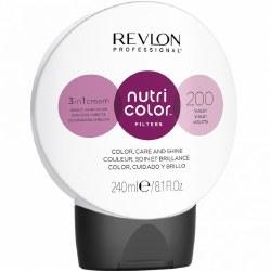 Revlon Nutri Colour Creme 200 Violet 240ml