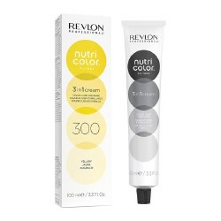 Revlon Nutri Color Creme 300 Yellow 100ml