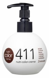 Revlon Nutri Colour Creme 411 Brown 270ml