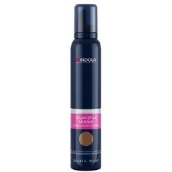 Indola Profession Color Style Mousse Medium Brown 200ml