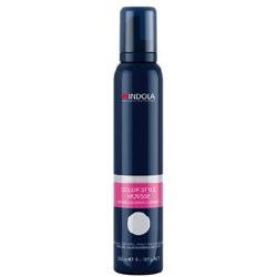 Indola Profession Color Style Mousse Pearl Grey 200ml