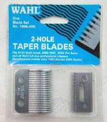 Wahl Super Taper Blade Set