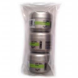 The Edge UV Gel Trial Pack