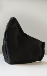 Washable Social Mask (Black)