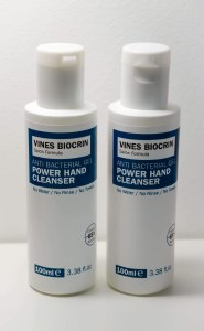 Vines Anti Bacterial Hand Cleanser Twin Pack 2 x 100ml