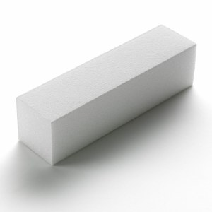 Traditional White Block