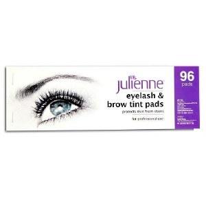 Julienne Eyelash & Brow Tint Pads 96pk