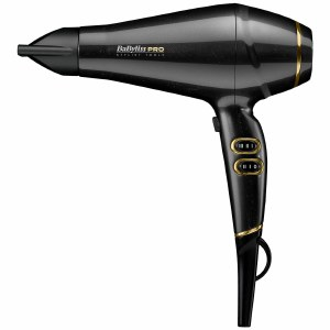 Picture of Babyliss Keratin Lustre Hairdryer Black Shimmer