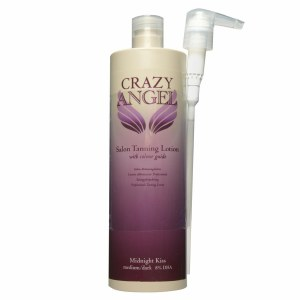 Picture of Crazy Angel Self Tanning Lotion Midnight Kiss 1L