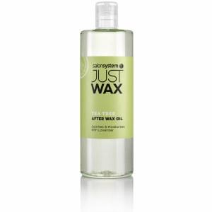 Salon System Just Wax Tea Tree After Wax Oil 500ml