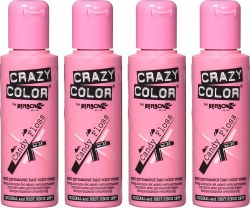 Crazy Color Candy Floss Box of 4
