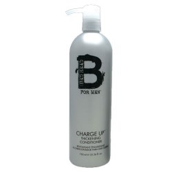 TiGi B For Men Charge Up Thickening Conditioner 750ml