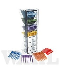 Wahl Cutting Guides Colour Coded