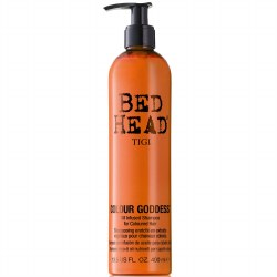 TiGi Bed Head Color Goddess Shampoo 400ml