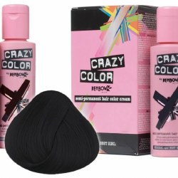Crazy Color Black Box of 4