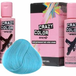 Crazy Color Bubblegum Blue Box of 4