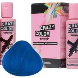 Crazy Color Capri Blue Box 4