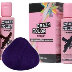 Crazy Color Hot Purple Box of 4