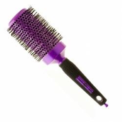 Head Jog 90 Purple Ceramic 50mm Brush