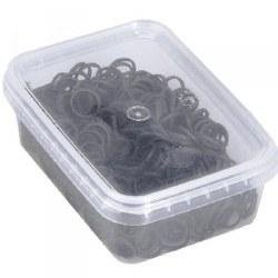 Sibel Hair Elastics Bands Box 500pk