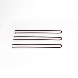 Sibel Hair-Pins 65mm Str Bronze 50pk